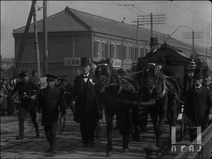 映画フィルム「小林富次郎葬儀」 映像